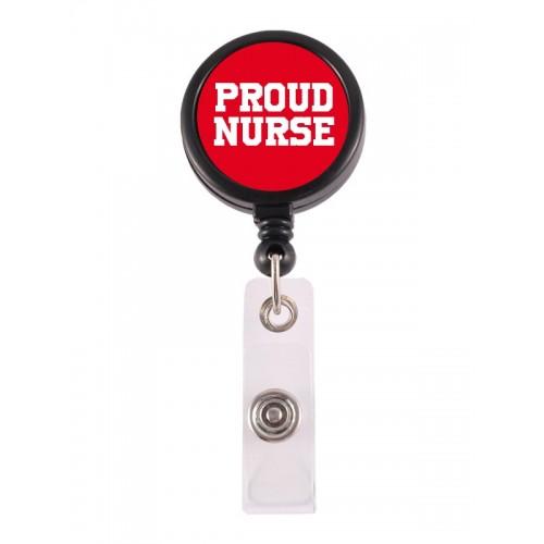 Retracteze ID-Holder Proud Nurse