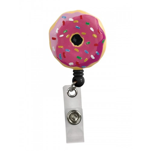 Retracteze ID-Holder Donut