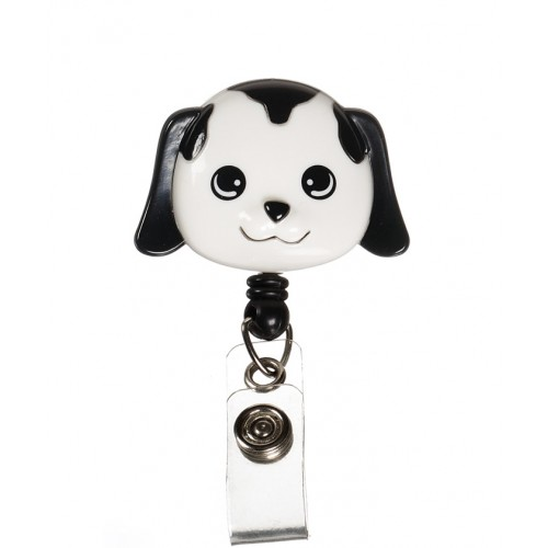 Retracteze ID-Holder Hund