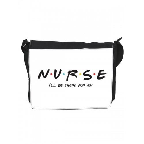 Skuldertaske Stor Nurse For You