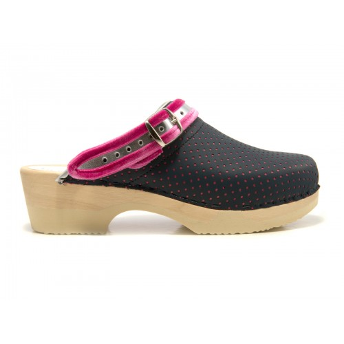 Tjoelup Straps Navy Pink