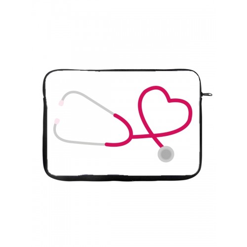 "Tabletkasse 10"" Stetoskop"