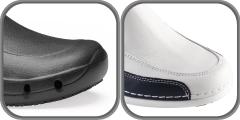Skoens materiale